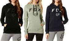 Fox Racing Women's District Pullover Hoodies Warm Fleece Sweatshirt Size XS-XL