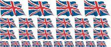 Mini Aufkleber Set - Pack wehend - United Kingdom - Großbritannien - Set of 26