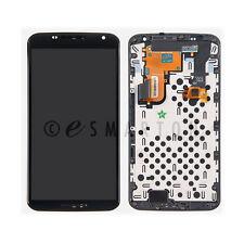 OEM Motorola XT1100 XT1103 Google Nexus 6 LCD Display Touch Digitizer Frame USA