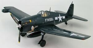 Hobby Master 1:32 F6F-5 Hellcat USMC VMF(N)-541 Bat Eyes Falalop Island HA0305
