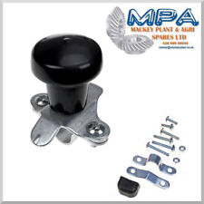 WHEEL SPINNER KNOB - WITH BEARING INSERT & FITTING KIT LORRY TRACTOR DUMPER
