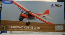 E-Flite Carbon-Z Cub SS 2.1m BNF Basic with AS3X and SAFE Select EFL12450