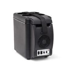 Kühlbox mit Getränkehalter 6 Liter Mini Kühlschrank thermoelektrische Wärmebox