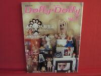 Dolly Dolly #17 Japanese Doll Magazine Book