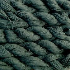 pure wool yarn, sport weight yarn, hunter green, 5 skeins, 800 yards