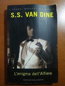 L'enigma dell'alfiere - S.S. Van Dine - Newton - 2004 -M