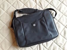 Geniune HP Black Nylon Laptop Bag - drop in laptop bag