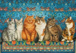 Castorland Cat Aristocracy Jigsaw Puzzle (500 Pieces)