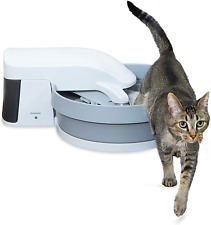 PetSafe Simply Clean Self-Cleaning Cat Litter Box, Automatic Litter Box, Works w