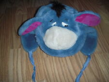 Disneyland EEYORE Donkey PLUSH HAT Halloween Costume BABY INFANT Disney