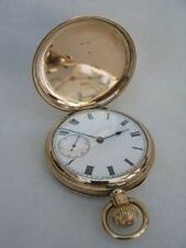 Waltham Full Hunter Pocket Watches