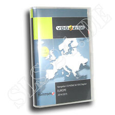 BMW x5 x3 e46 e39 e65 e66 MK 1 2 3 VDO DVD High Europa sistema software CD 2015