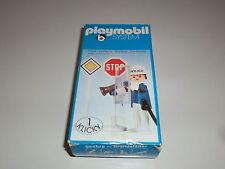 Playmobil Klicky 3324 Polizist Polizei Polizeistation 70er 80er Jahre OVP