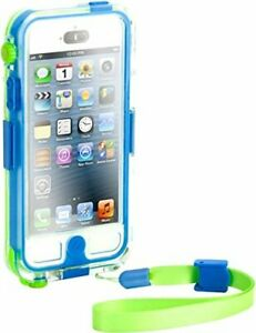 *New Griffin Survivor Catalyst Waterproof Case for iPhone 5 5s Blue Green