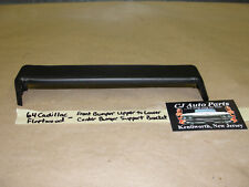 OEM 64 Cadillac Fleetwood UPPER TO LOWER CENTER FRONT BUMPER SUPPORT BRACKET