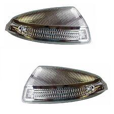 Mercedes C Class W204 Saloon 2007-2008 Wing Mirror Indicators 1 Pair O/S & N/S