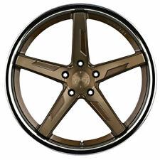 """20"""" Vertini RFS1.7 Bronze 20x9 20x10 Forged Wheels Rims Fits Infiniti Q50 Q50S"""