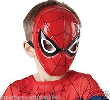 The Ultimate Spider-Man Child Mask Marvel Comics Brand New Rubies 35634