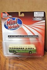 Classic Metal Works Gmc Tdh-3610 Transit Bus Nyc 5th Avenue Ho Scale 1/87