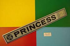 1978>1982 AUSTIN PRINCESS 2  BL, BRITISH LEYLAND SILVER & BLACK BADGE EMBLEM.