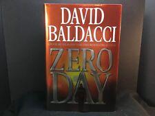 ZERO DAY BY DAVID BALDACCI FIRST EDITION NOVEMBER 2011 HACHETTE BOOK GROUP USA