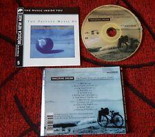 TANGERINE DREAM ** The Private Music Of ** RARE 1999 Spain PRESS CD