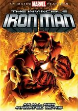 Invincible Iron Man - Widescreen - DVD - Marc Worden