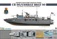 Tiger Model 1/35 6293 Combat Boat 90/CB90