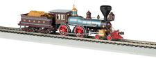 51004 Locomotive Vapeur Texas Bachmann Train HO 1/87