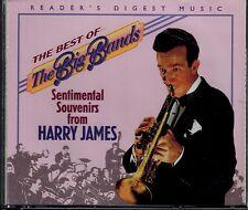 READERS DIGEST - HARRY JAMES - BEST OF BIG BANDS - NEW 2 CD BOX SET