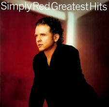 SIMPLY RED ( NEW SEALED CD ) GREATEST HITS  / THE VERY BEST OF ( MICK HUCKNELL )