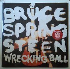 Bruce Springsteen Wrecking Ball 2-LP + CD Europa vinilo 180 gramos