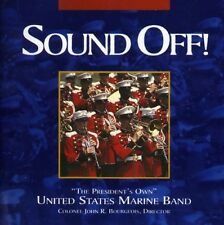United States Marine Band - Sound Off [New CD]