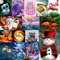5D Diamond Painting Embroidery DIY Cross Craft Stitch Kit Craft Home Wall Decor