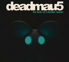 Deadmau5 - For Lack of a Better Name [New CD] UK - Import
