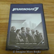 Furious 7 ~ Fast & Furious 7 ~ NEW/SEALED DVD