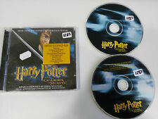 HARRY POTTER AND THE CHAMBER OF SECRETS 2 X CD SOUNDTRACK 2002 SPECIAL EDITION