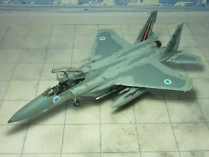 F-15C Eagle Israeli IDF/AF Witty/Sky Guardians 1/72 diecast mint no box