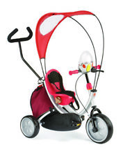 Enfants Tricycle Italtrike Tricycle Oko Plus Gray Cherry, Smart trike