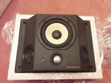 bowers wilkins B&W CWM CDS3 in wall home cinema dipole speakers nautilus NEW