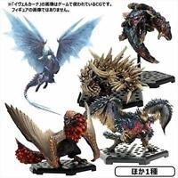 CAPCOM FIGURE BUILDER Monster Hunter Standard Model Plus Vol.14 1BOX = 6, all 6