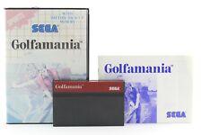 Golfamania - Golf für SEGA Master System / MS