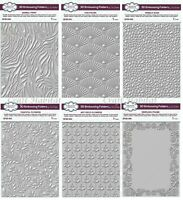 Creative Expressions - Sue Wilson 3D Embossing Folders - Jan 2021 - NEW