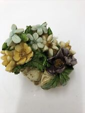 """Nib 1999 Harmony Garden """"Alpine Flower"""" Box Figurine Harmony Kingdom"""