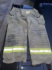 Morning Pride Firefighter Turnout Bunker Pants Mfg2003 Size 40w 31i Lot29