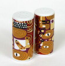 Salero Pimentero El Árbol de la Vida Gustav Klimt  Museo Salt and Pepper Shaker