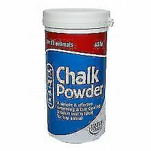 Hatchwells Chalk Powder for Whitening | Grooming Horse Dog Cat 450g