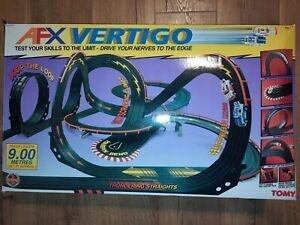 AFX Vertigo Tomy Age 7+ Slot Car Racing Set