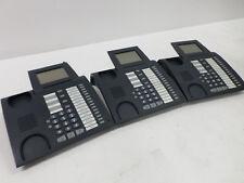 3 x Siemens L28155-H6200-A110 optiPoint 600 Office Phones S30817-S7504-A107-18