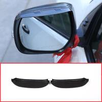 For Toyota Land Cruiser Prado FJ150 150 2014-2018 Mirror Rain Eyebrow Cover